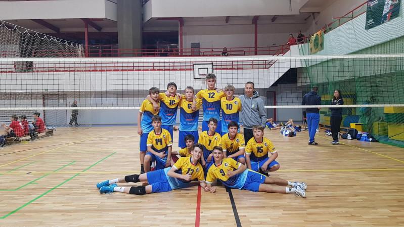 Foto: První turnaj ČP žáků