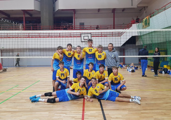 První turnaj ČP žáků