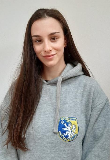 Andrea Stehlíková - Asistentka Trenéra