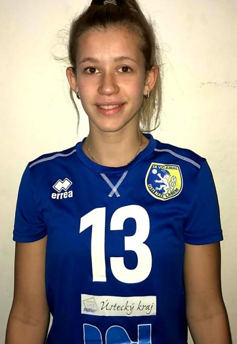Lucie Krejčová -
