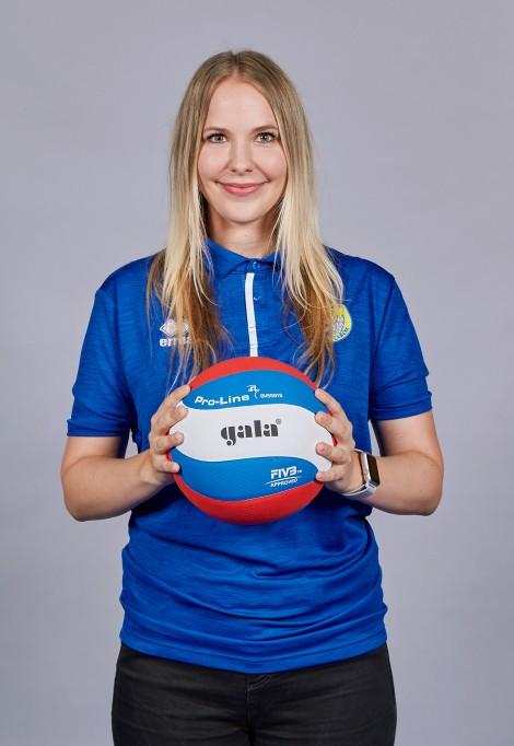 Kamila Kotrčová - fyzioterapeutka