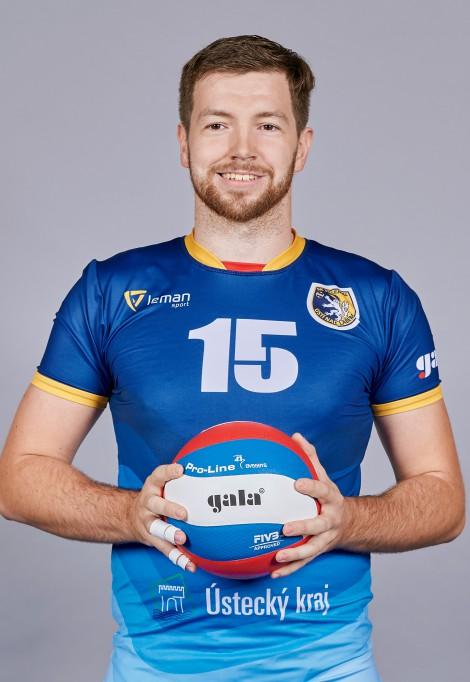 Jan Vodvárka - blokař