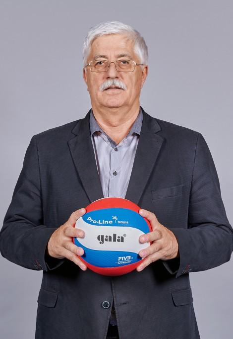 Mgr. Miroslav Přikryl - předseda klubu