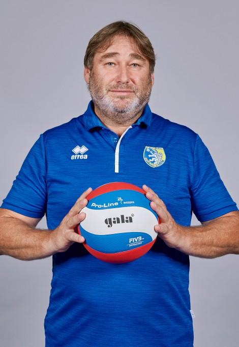Lubomír Vašina - trenér