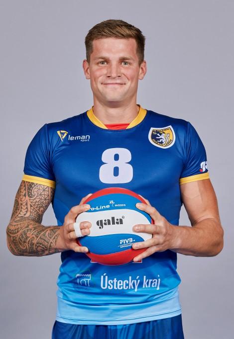 Ivo Kobolka - smečař