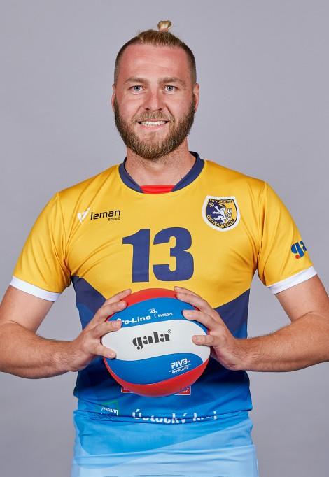 Jiří Kořínek - libero